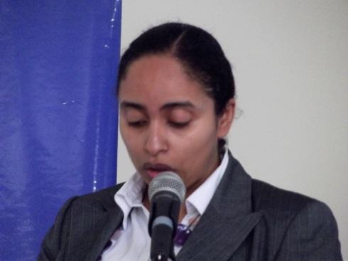 Ana Sani - Investigadora do OPVC -UFP
