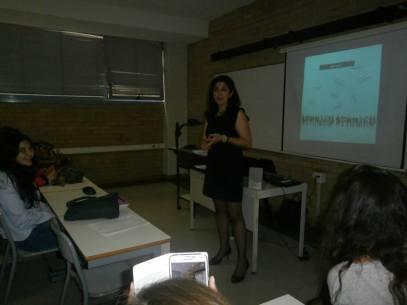 Fotografia - Alunos do 1º Ano Mestrado em Psicologia - Organização do ProjetOrienta 2014