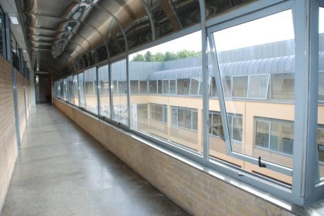 Vista Interior da UFP / Teresa Reis - Laboratório de Fotografia da UFP