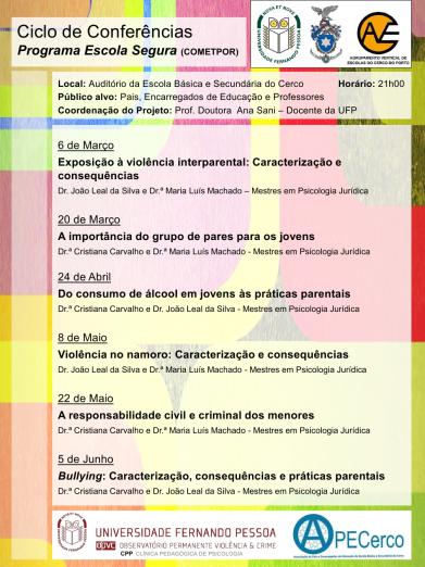 Cartaz de João Leal, Cristiana Carvalho e Maria Luís Machado