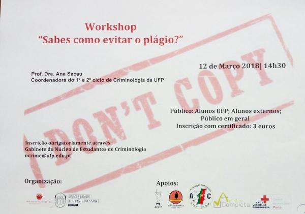 Núcleo de Criminologia - Universidade Fernando Pesso